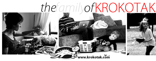 the family of KROKOTAK