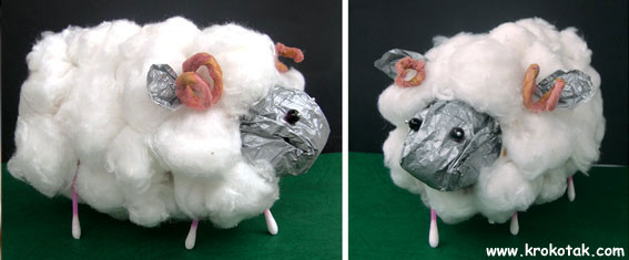 diy sheep