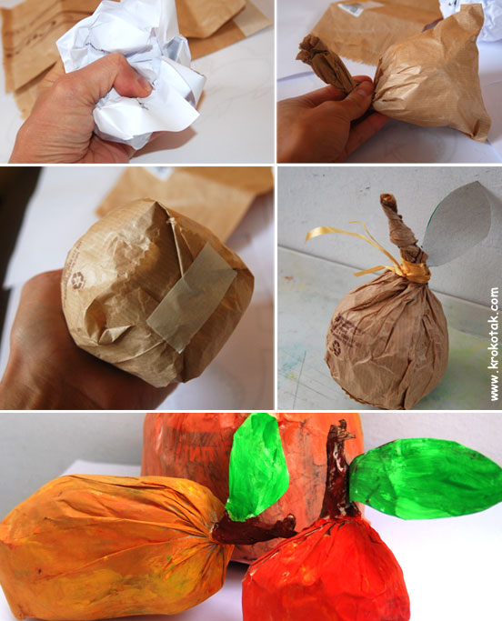 PAPER BAG FRUIT