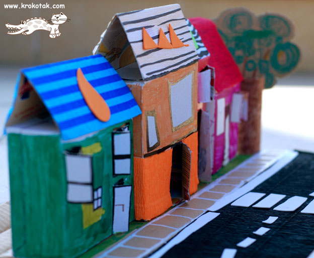 5 DIY Kid's Projects Made With Recycled Materials - The