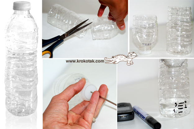 krokotak DIY Water Clock