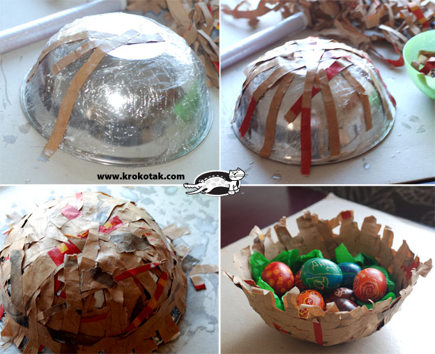 http://krokotak.com/2013/02/paper-bag-easter-nests/