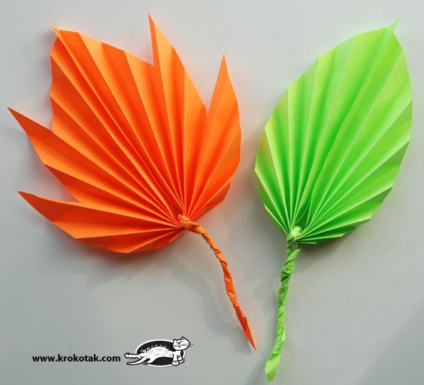 These Are The Two Basic Leaf