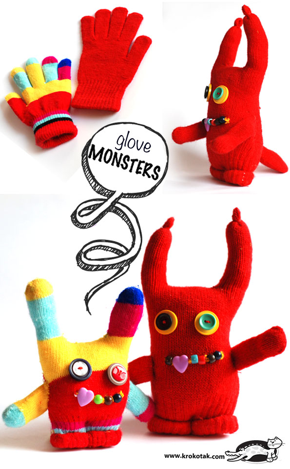 Glove MONSTERS