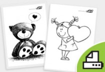 valentine---colouring-pages
