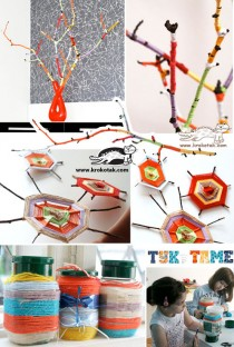 Easy-YARN-AND-TREE-BRANCHES-Activities