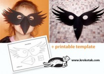 CROW-MASK-for-My-Little-Fledgling