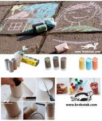 DIY-Colored-Chalk