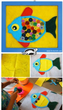 Kid's-Room-Decor-–-BUTTON-FISH