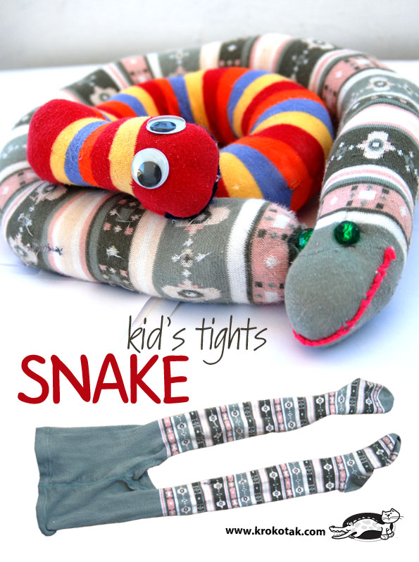 Kid's Tights SNAKE