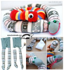 Kid's-Tights-SNAKE
