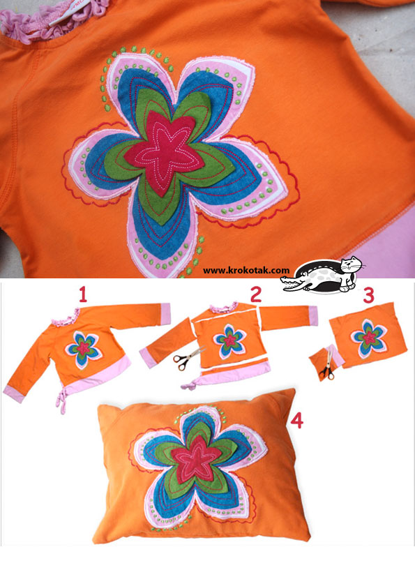 Kids'-T-Shirt-PILLOW