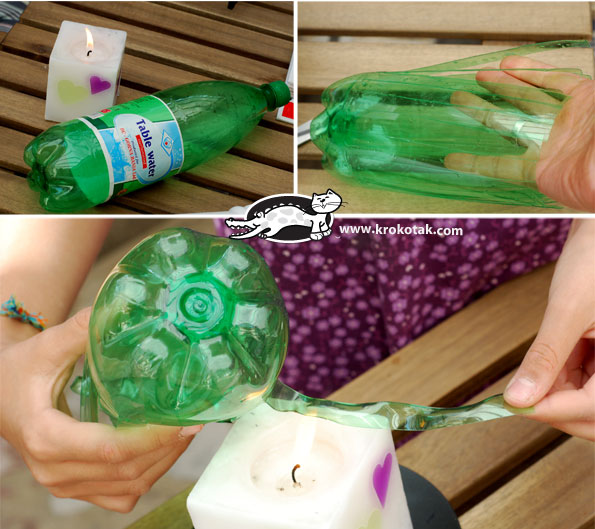 Plastic Bottle Medusas