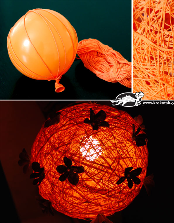 DIY Kids' Lamp