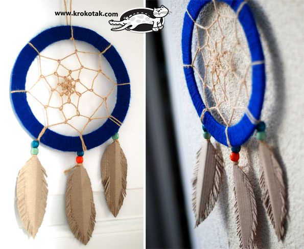 Let's Make a Dream Catcher