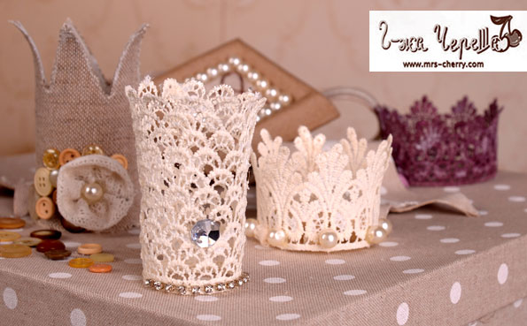 Two ideas for crowns - DIY