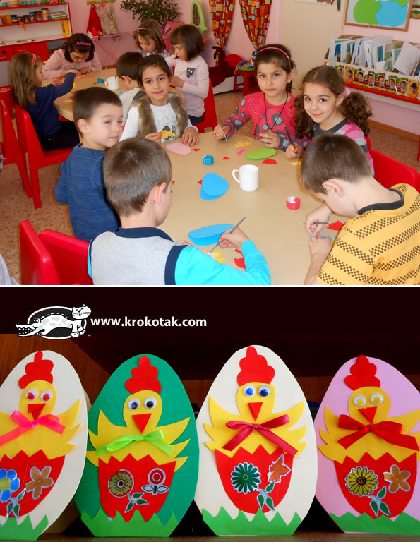 3 Easter ideas