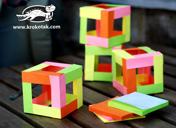Eight sticky notes cool ideas Eight sticky notes cool ideas