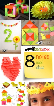 DIY notes ideas