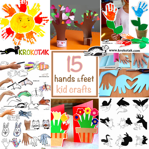 Hands and Feet kids Project