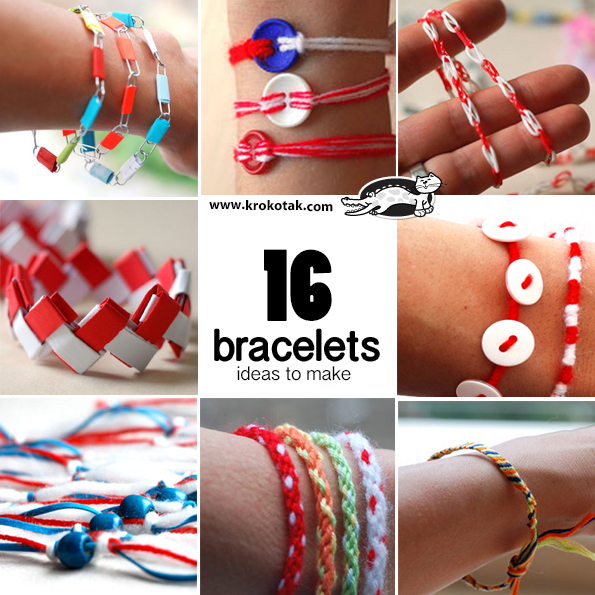 bracelets how to make