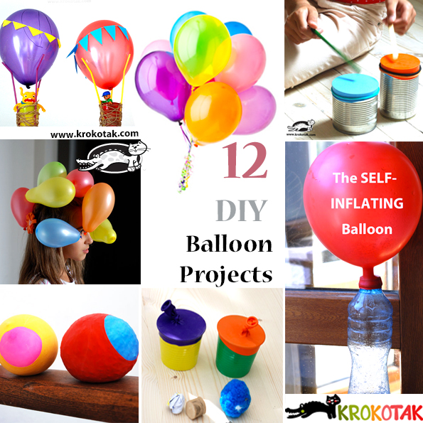 DIY  Balloon Projects