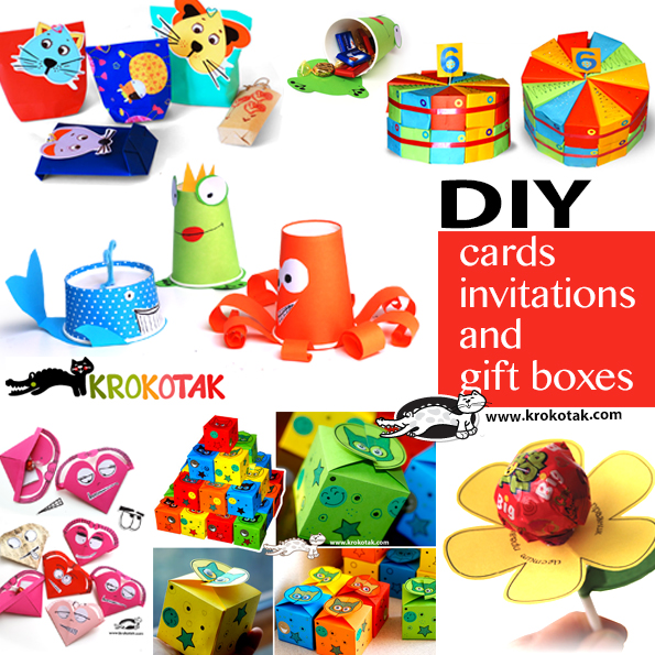DIY party for kids