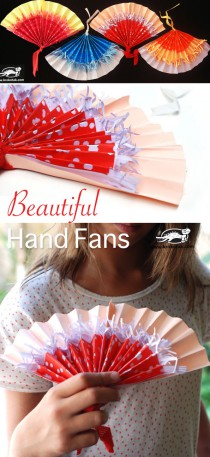 Beautiful Hand Fans