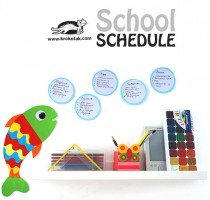 School Schedule - Fish