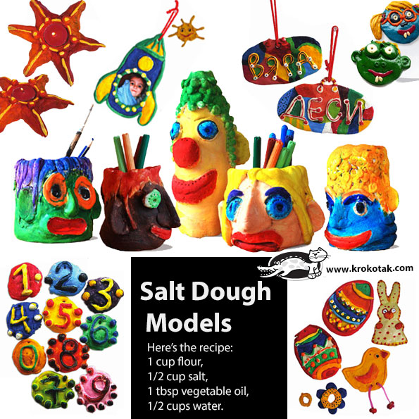 Salt-Dough