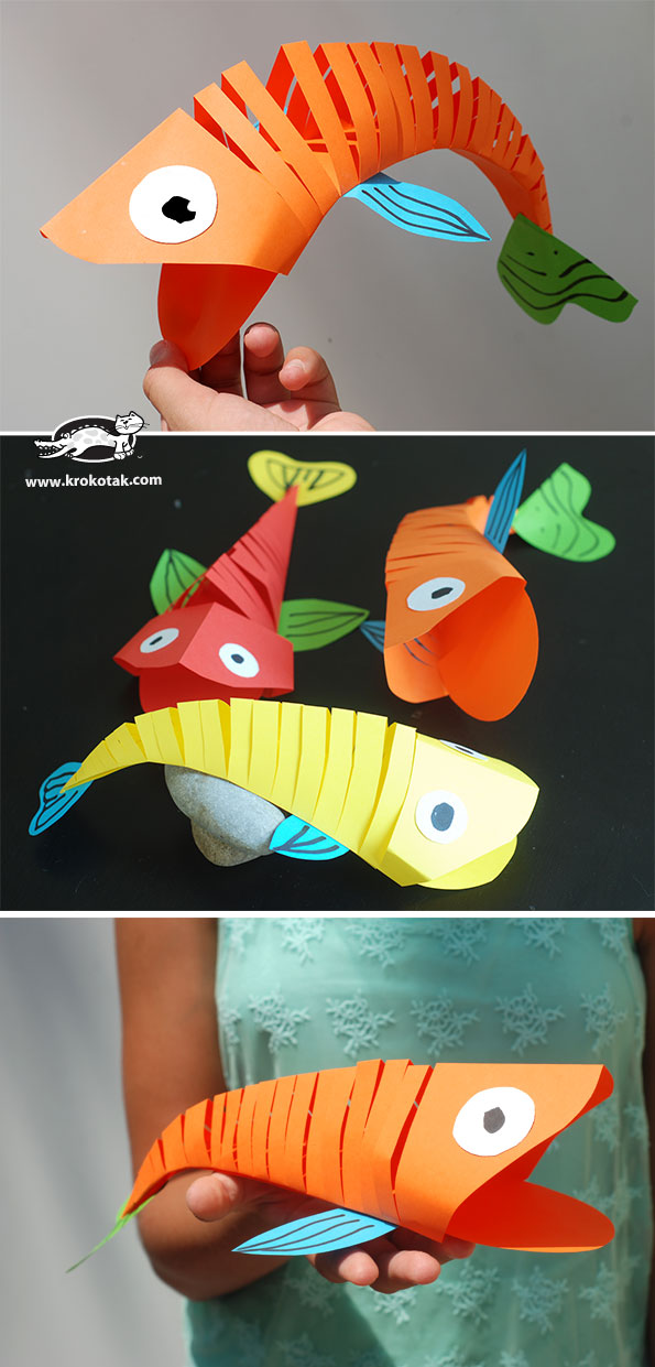 Craft Ideas For Kids Videos Part - 33: Krokotak