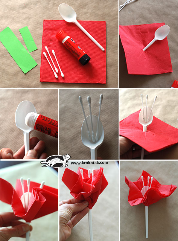 how to make paper flowers at home video