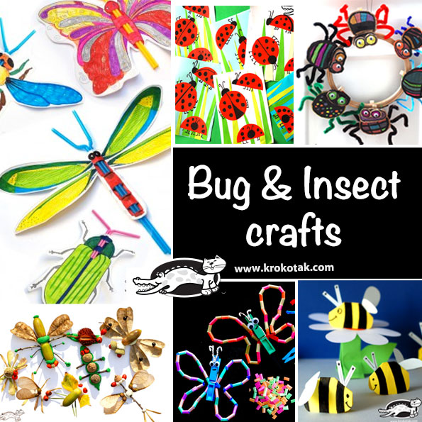 Bug & Insect  crafts