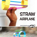 Straw Airplane