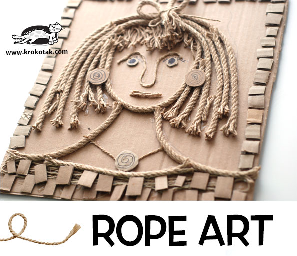 Krokotak Rope Art