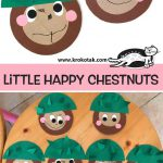 Little happy chestnuts