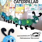 Caterpillar (with paper plates)