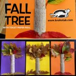 FALL TREE - WITH TOILET PAPER ROLL