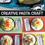 CREATIVE PASTA CRAFT