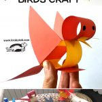 SPRING BIRDS CRAFT