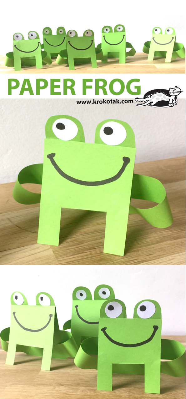 How to Make an Origami Frog in 15 Easy Steps | FROM JAPAN Blog | 1276x595