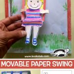 Movable Paper Swing