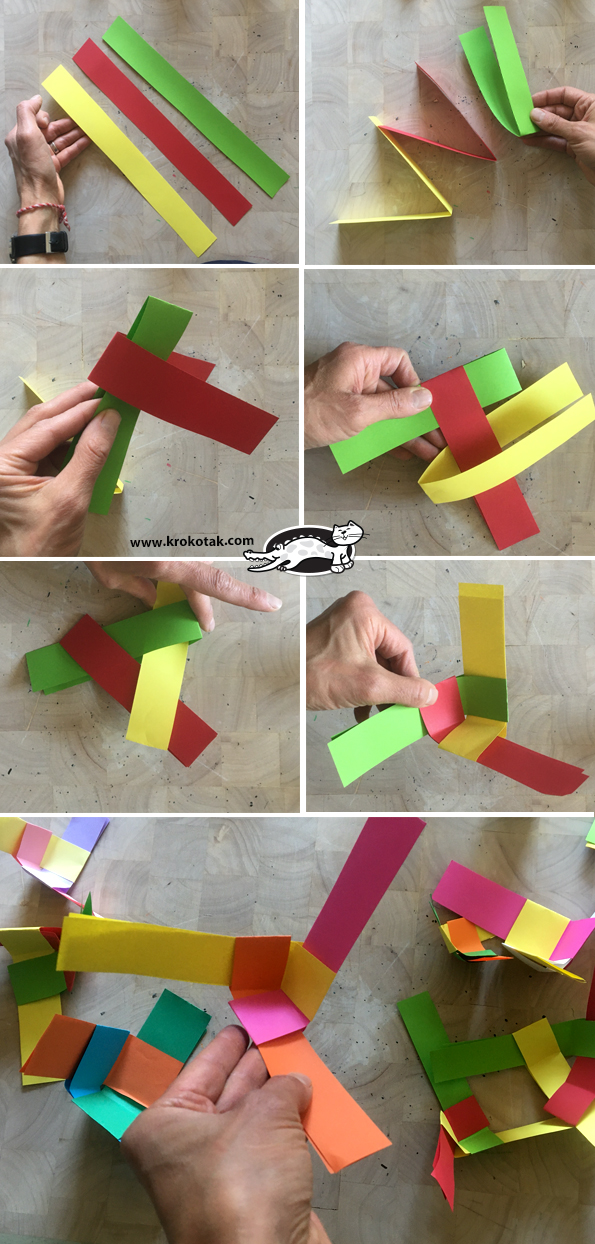 Helicopter. Origami. How to make a Paper Helicopter - video ... | 1244x595