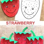 STRAWBERRY-SCISSOR SKILLS