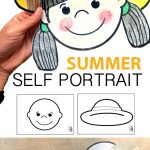 SUMMER SELF PORTRAIT