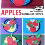 APPLES - FROM BIRDS EYE VIEW