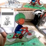 EASY BICYCLE CRAFT