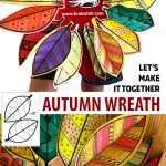 AUTUMN WREATH - LET'S MAKE IT TOGETHER