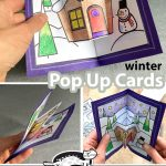 Winter Pop Up Card