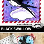 BLACK SWALLOW